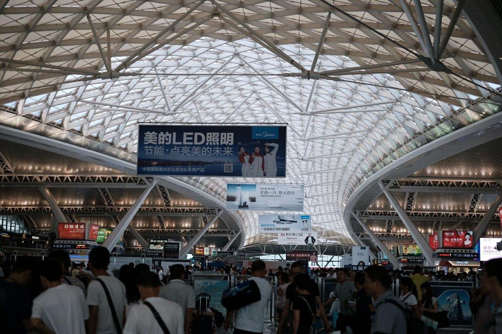 广州南站到北海路线图