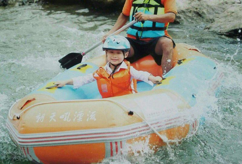 夏阳河位于高岚自然风景区外十里画廊区,全长5公里,落差128米,途经