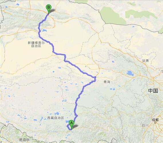 途径:厦门-汕头-汕尾-深圳-东莞-广州 总路程:839km