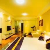 萬佳酒店公寓(上海松江萬達廣場店)