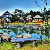 清邁安娜農場私人泳池別墅