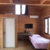 蓋州海上樂園海景小木屋