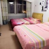 青島安珍海邊背包客家庭公寓