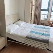 青島空中觀海溫馨幸福小宅公寓(2號店)