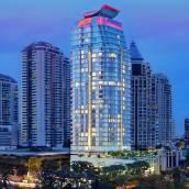 曼谷撒通維斯塔萬豪行政公寓